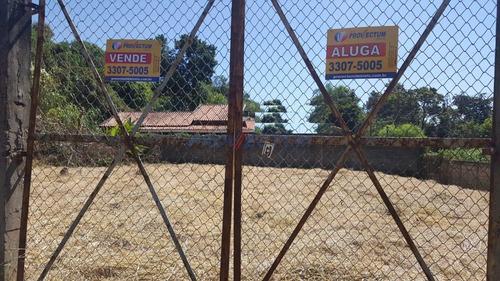 terreno á venda e para aluguel em parque rural fazenda santa cândida - te265351