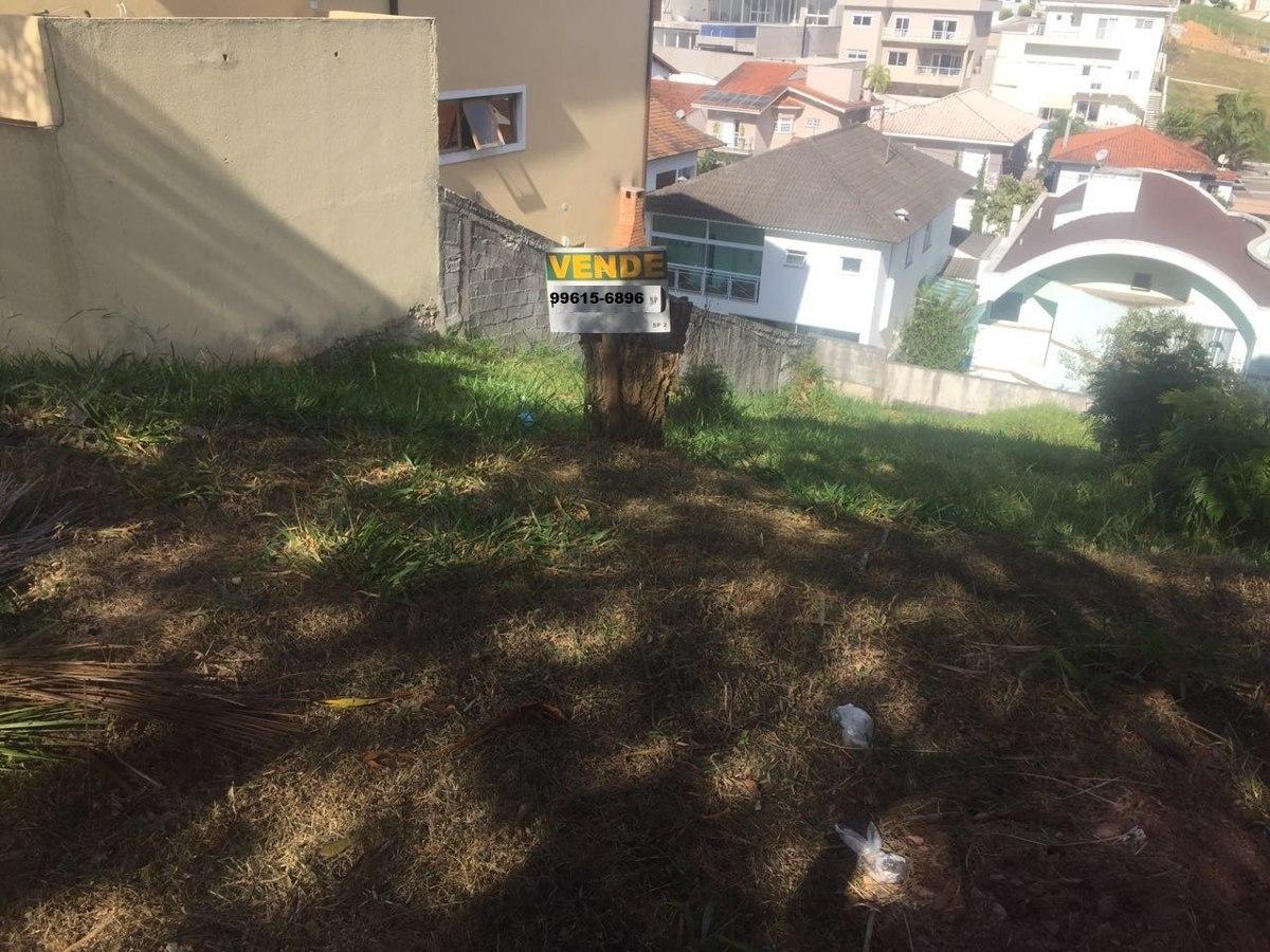 terreno a venda em condomínio na granja viana. ref 78978