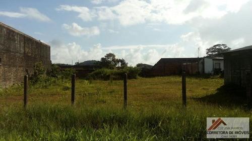 terreno a venda em guaratuba, cohapar - 0305