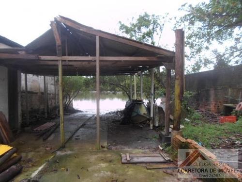 terreno a venda em guaratuba, mirim, 2 dormitórios, 1 banheiro - 0326