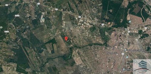 terreno a venda em macaíba