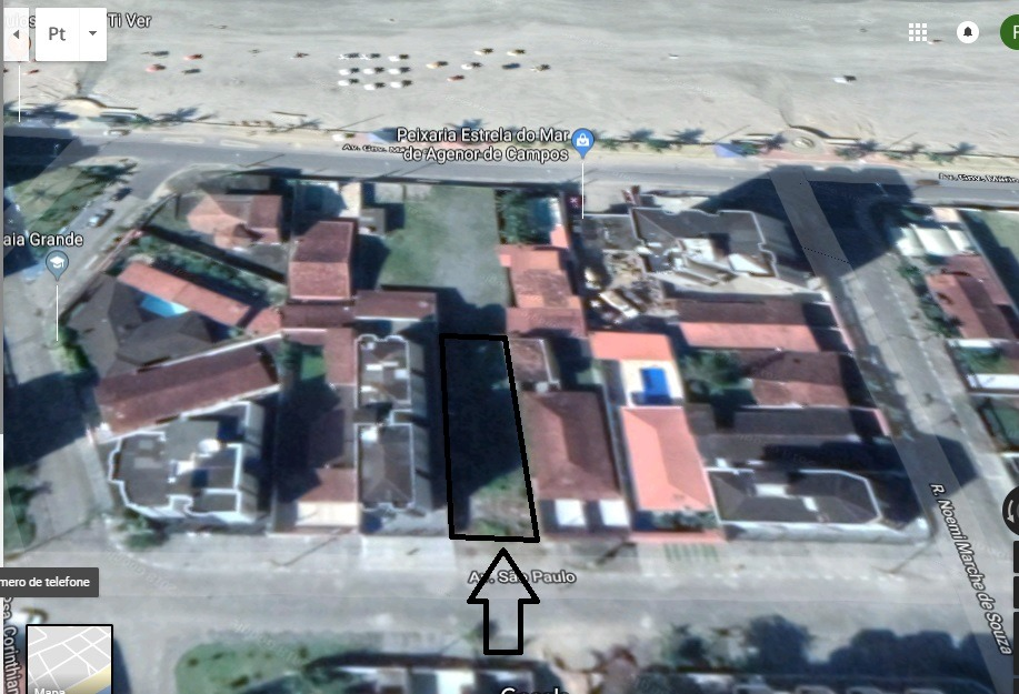 terreno a venda em mongaguá - 7031 m