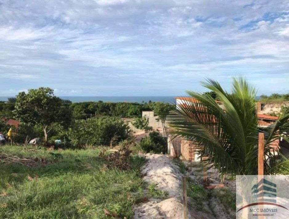terreno a venda em pipa com vista mar