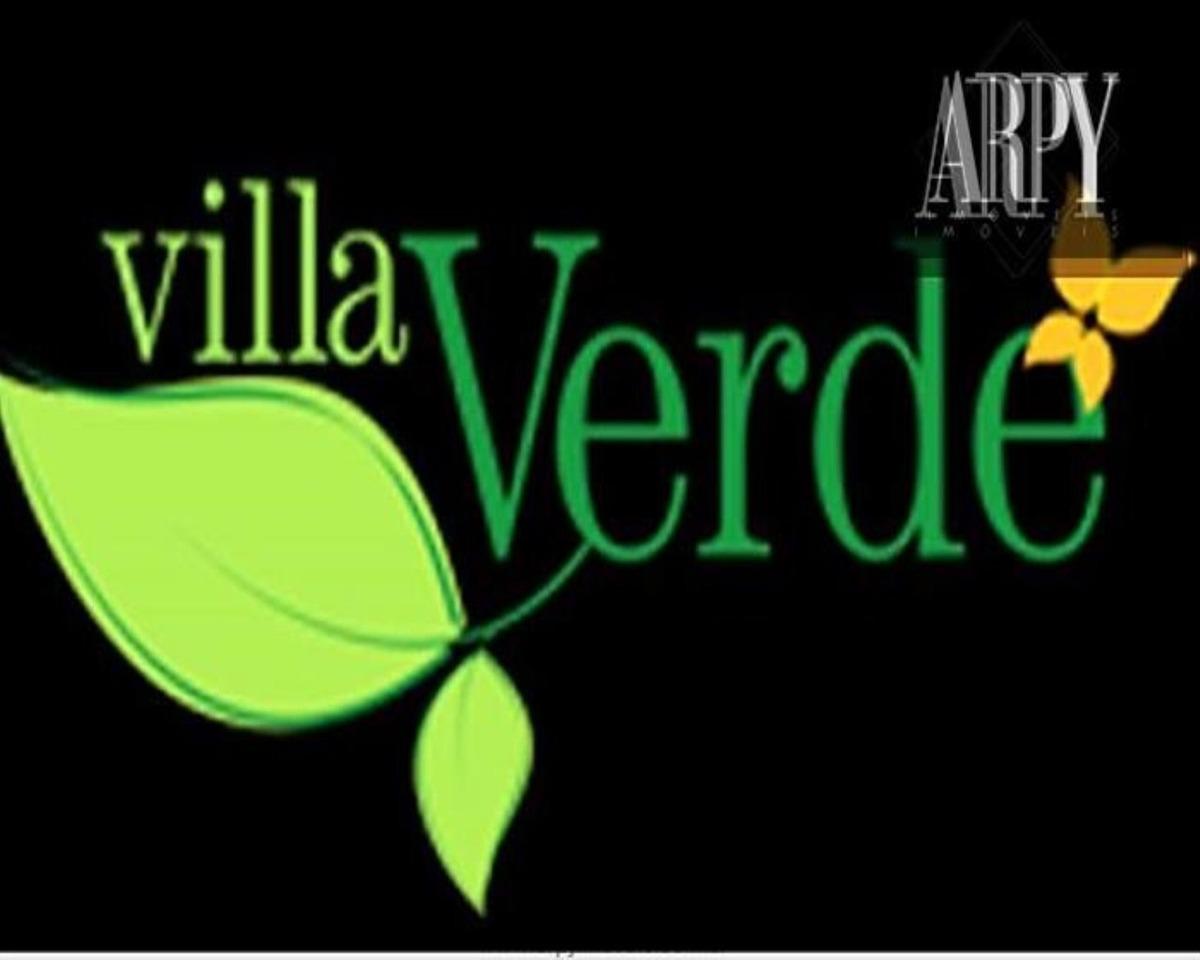 terreno  a venda em residencial villa verde. - 68929 - 32702372