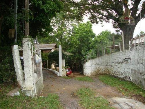 terreno a venda, frente para a estrada joão de oliveira remião - te0161