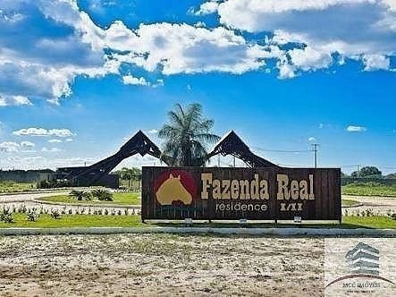 terreno a venda na fazenda real i-ii
