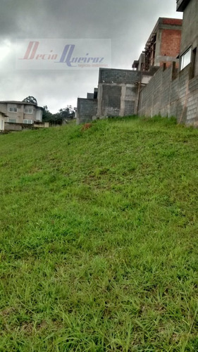 terreno a venda no bairro aldeia da serra em santana de - 101-19011