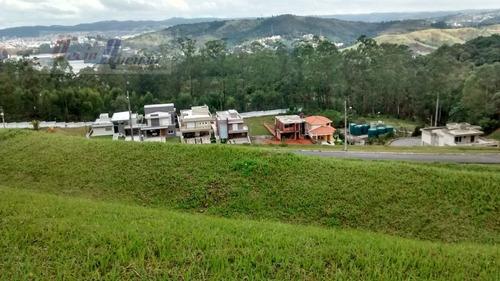 terreno a venda no bairro aldeia da serra em santana de - 116-19011