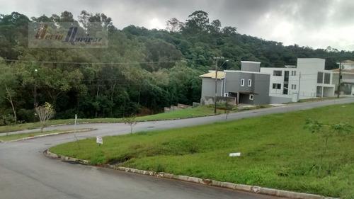 terreno a venda no bairro aldeia da serra em santana de - 121-19011