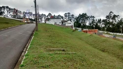 terreno a venda no bairro aldeia da serra em santana de - 122-19011