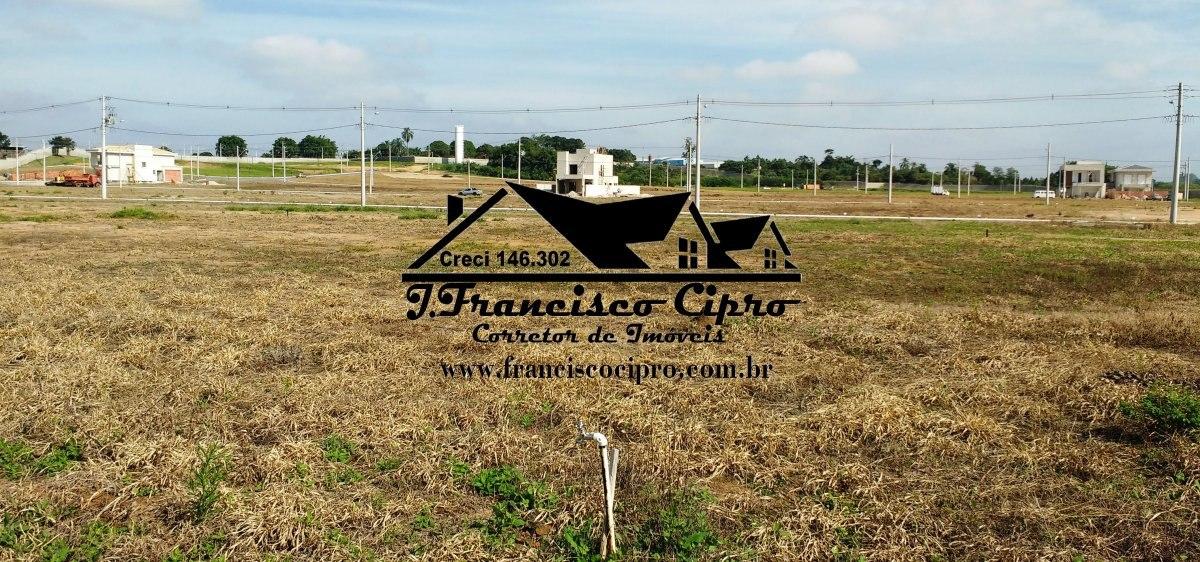 terreno a venda no bairro barranco alto em potim - sp.  - tr105-1