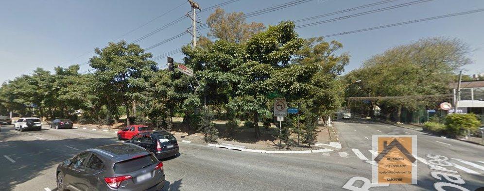 terreno a venda no bairro campo belo em são paulo - sp.  - vpar28-1