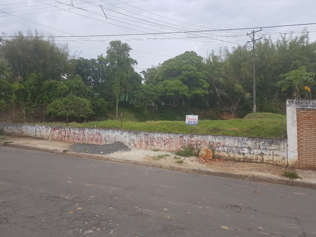 terreno a venda no bairro centro - lindoia/sp
