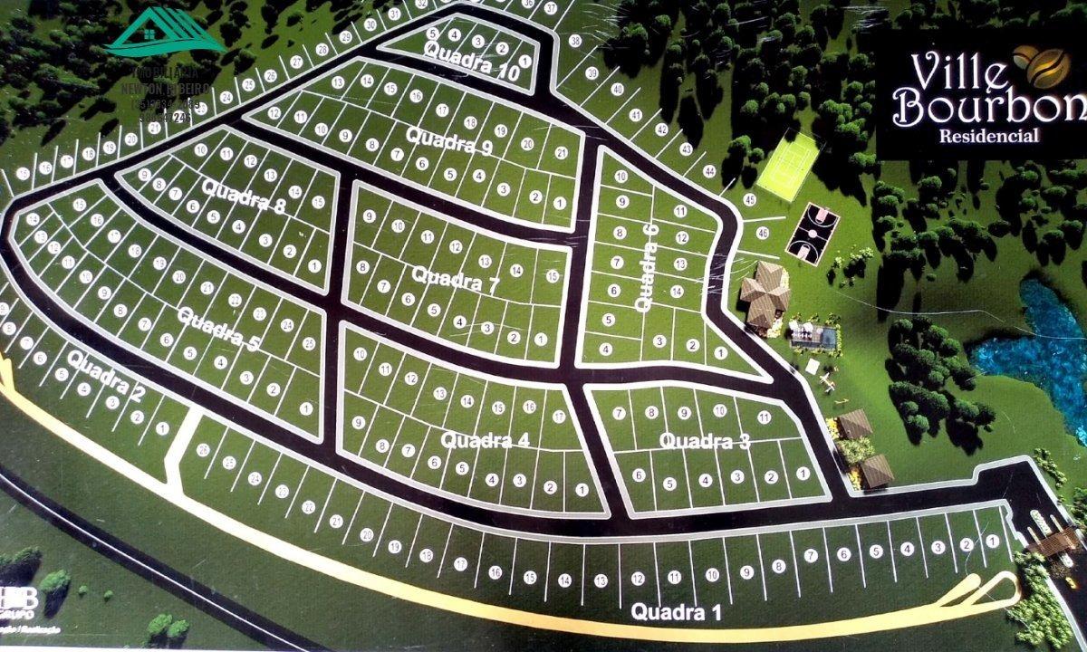 terreno a venda no bairro condominio ville bourbon em carmo - 318-1