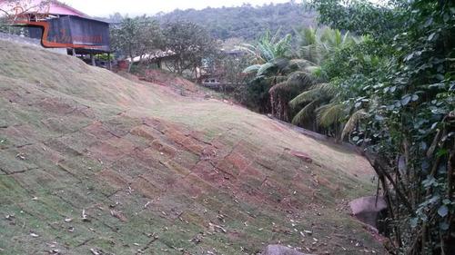 terreno a venda no bairro curral em ilhabela - sp.  - 3112-1