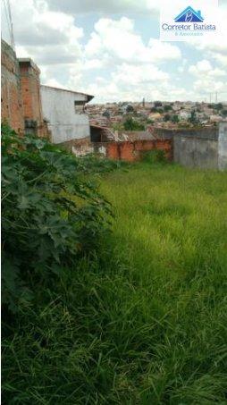 terreno a venda no bairro jardim liliza em campinas - sp.  - 0982-1