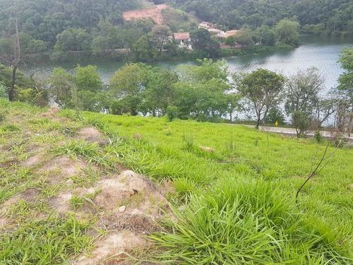 terreno a venda no bairro jd. encostas do lago - lindoia/sp
