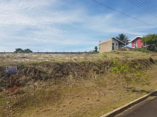 terreno a venda no bairro mirante do lago - lindoia/sp