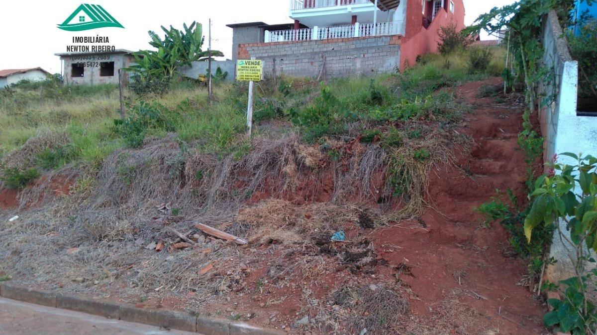 terreno a venda no bairro nhá chica em carmo de minas - mg.  - 301-1