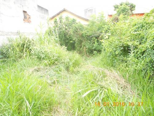 terreno a venda no bairro parque renato maia em guarulhos - - 1674-1