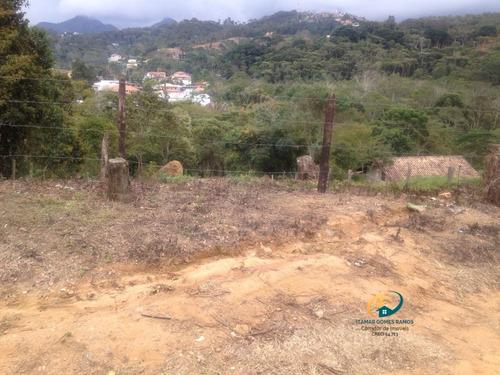 terreno a venda no bairro parque sta luzia / furunfa em nova - tv-058-1