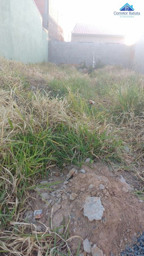 terreno a venda no bairro residencial cosmos em campinas - - 0733-1