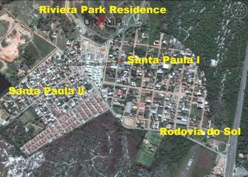 terreno a venda no bairro santa paula ii em vila velha - es. - 175-1