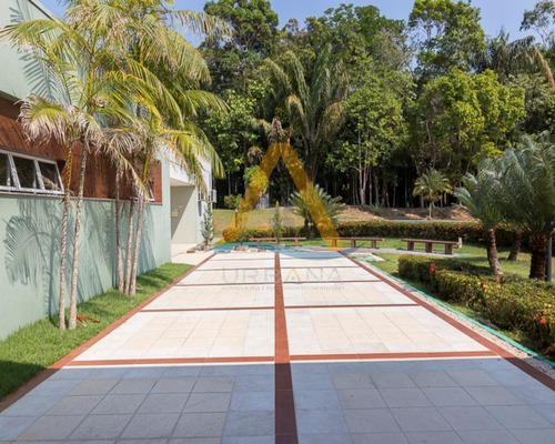 terreno a venda no condomínio alphaville manaus, lotes 520 m²,  ponta negra, manaus. - te00005 - 2774778