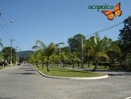 terreno á venda no guarujá jardim acapulco, com 1.000m2