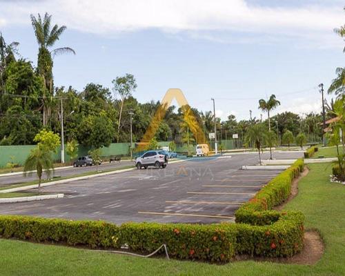 terreno a venda no residencial praia dos passarinhos, 806,00 m² esquina, ponta negra, manaus - passarinho - 34230099