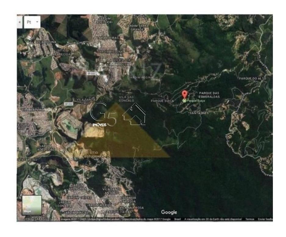 terreno a venda pq. suiça caieiras - te00104 - 67619879