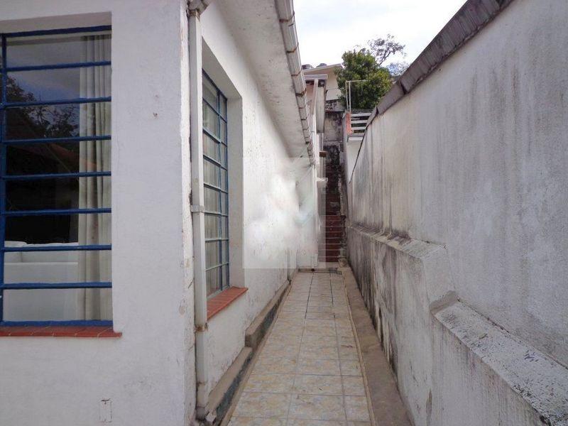 terreno aclive com 3 casas antigas - vila indiana - ref 7831