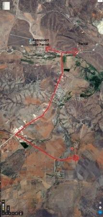 terreno adjudicado en santa barbara chihuahua