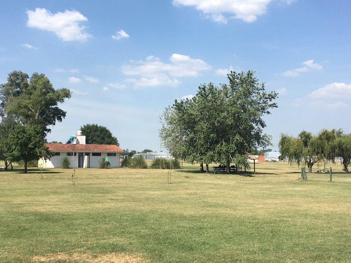 terreno aeronáutico | aero country club de general rodriguez