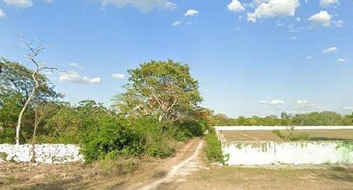 terreno agrãcola en venta en yaxkukul, yaxkukul, yucatán