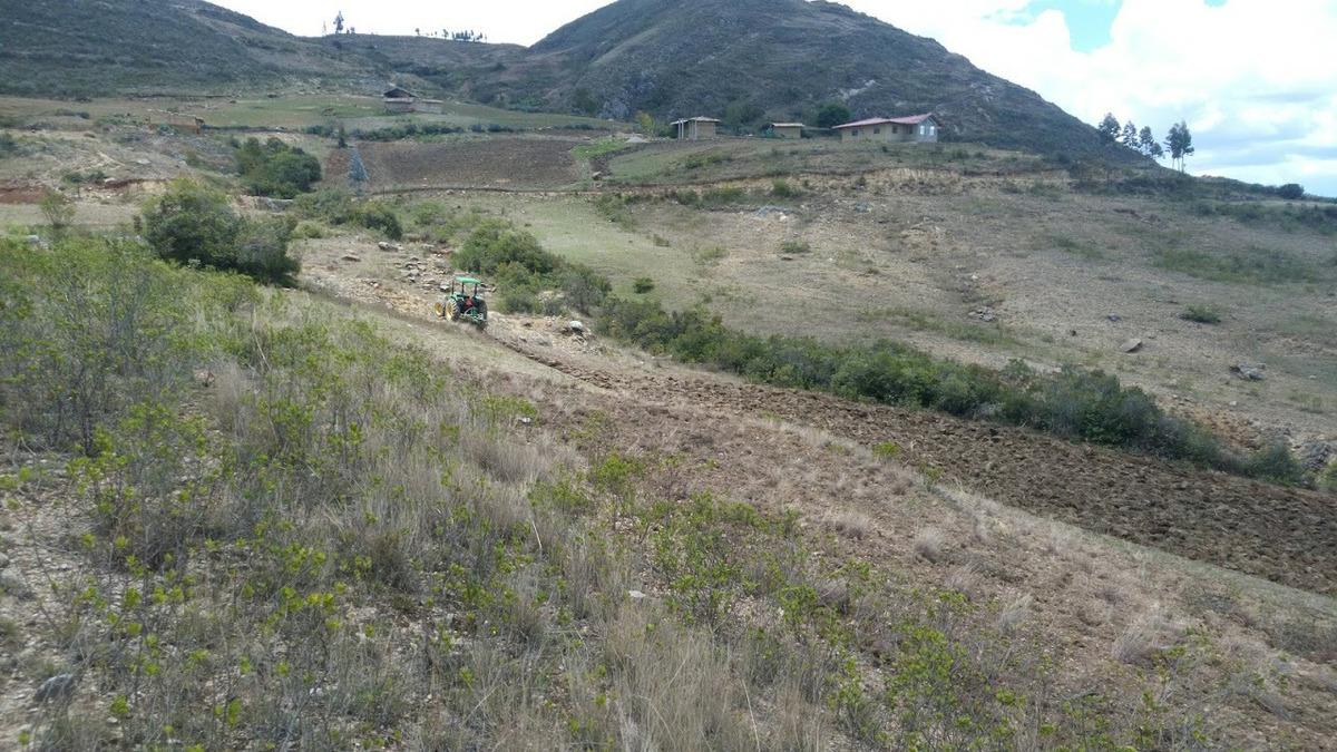 terreno agrícola cajamarca