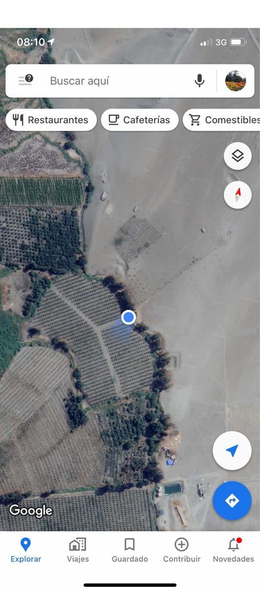 terreno agrícola de 6 has. palta y manzana en la unión sayan