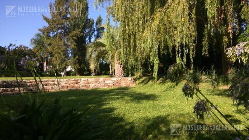 terreno al río - santa catalina - villanueva - tigre