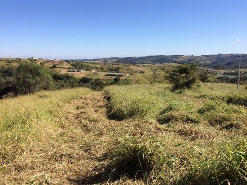 terreno alto com vista permanente - condomínio rural - ch0048