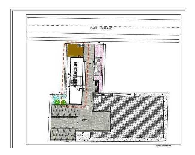 terreno apto proyecto edficio habitacional