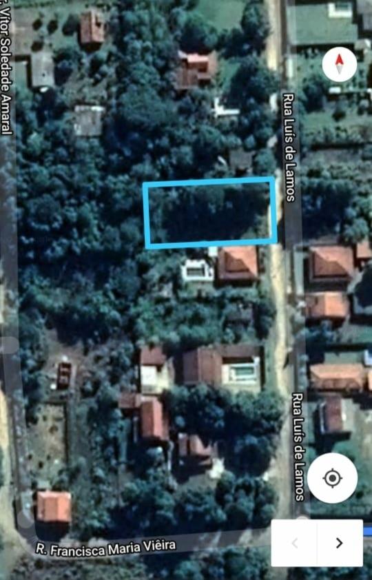 terreno araçoiaba/sp 1000m2 dentro da cidade água/luz/doc