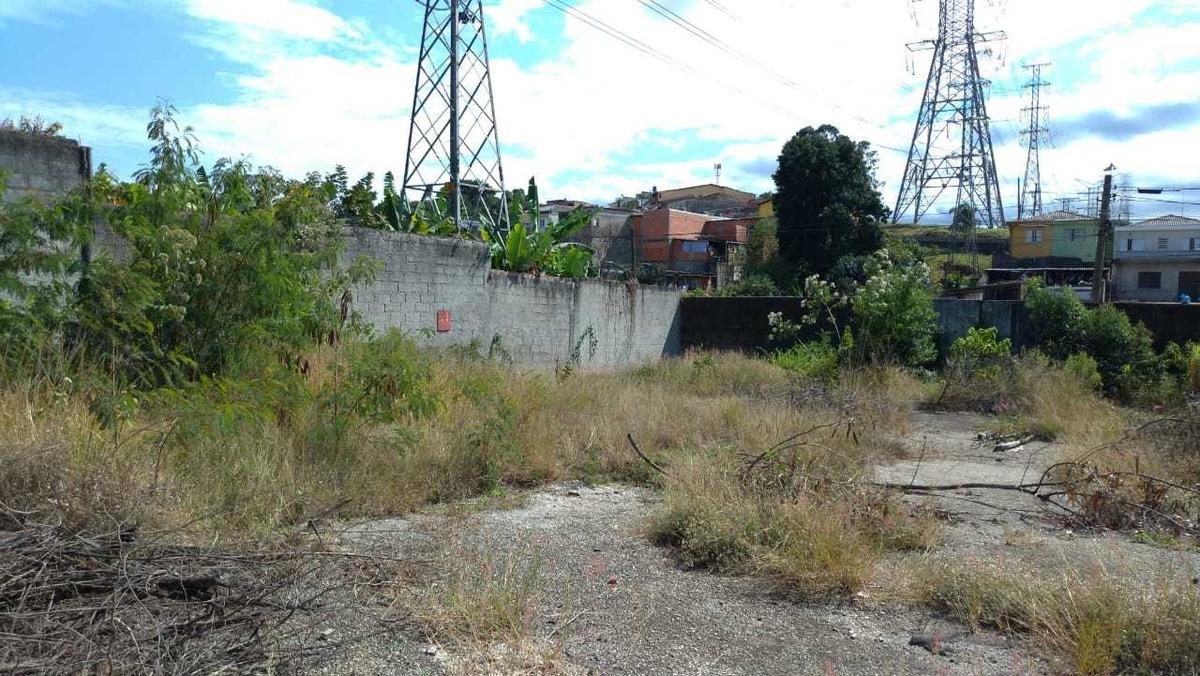 terreno / área para alugar no ayrosa em osasco/sp - 4614