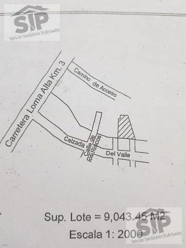 terreno - arteaga centro