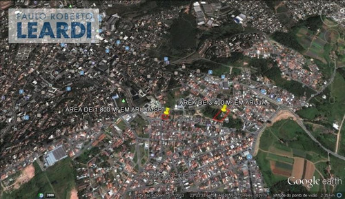 terreno arujamérica - arujá - ref: 342921