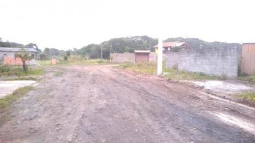 terreno aterrado no jardim jamaica em itanhaém - sp