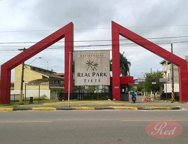 terreno - av. guilherme george - res. real park tietê - jundiapeba - mogi das cruzes - te0261
