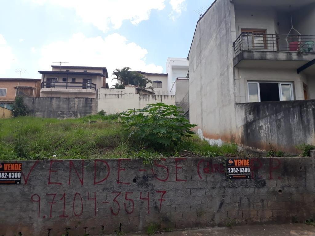 terreno bairro nobre ao lado bosque maia à venda, 10000 m² por r$ 1.100.000 - parque renato maia - guarulhos/sp - te0536