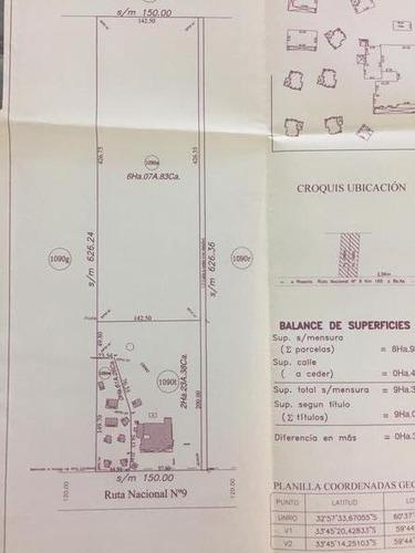 terreno - baradero- u$s 375000 u 120 cuotas de u$s17708