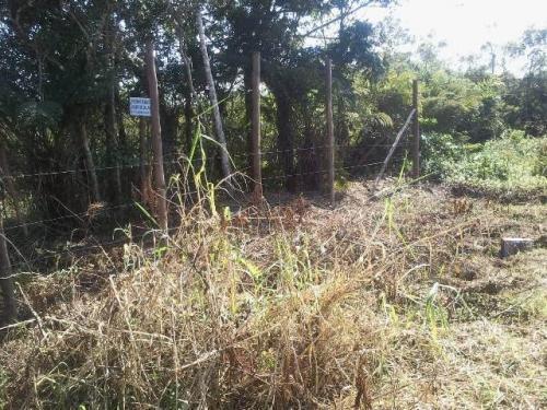 terreno barato no litoral 364 m²-peruíbe/sp 5759/ps