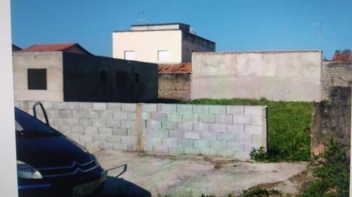 terreno barato no litoral -375m²- itanhaém/sp 5856/ps